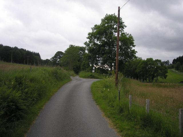 Glen Fincastle - End of the Road