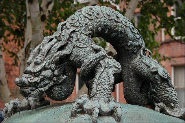 Dragon, Belfast
