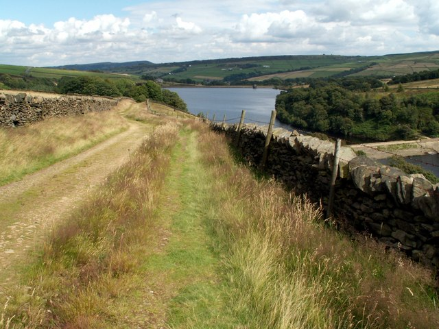 Bilberry And Digley Reservoirs