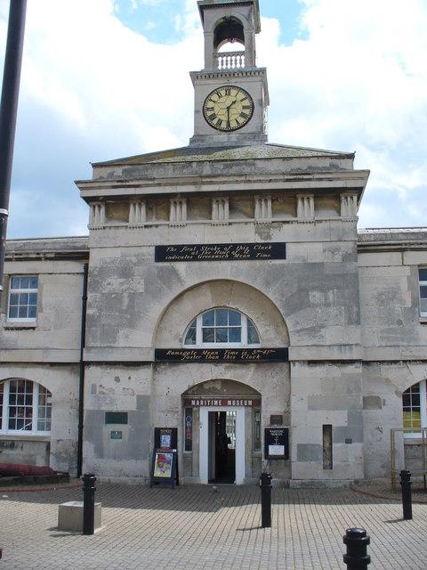 Maritime Museum, Ramsgate