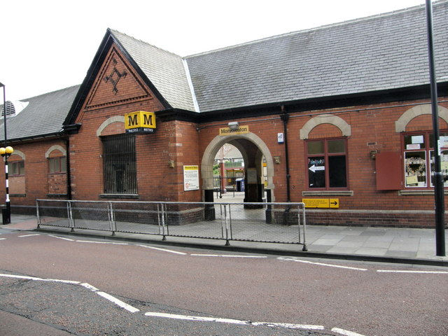 Monkseaton Station