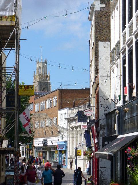 Harbour Street, Ramsgate