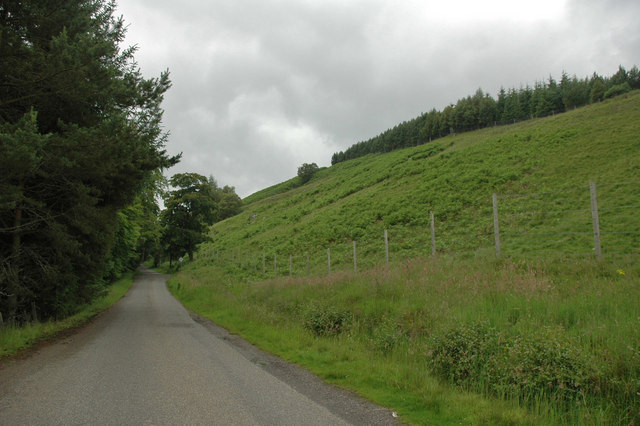 Road to Coignafearn