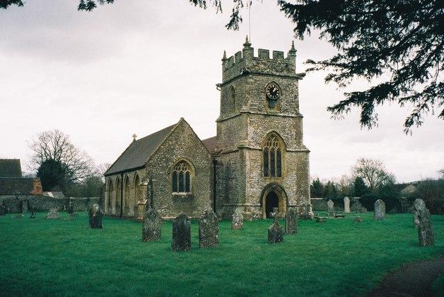 Chetnole: parish church of St. Peter