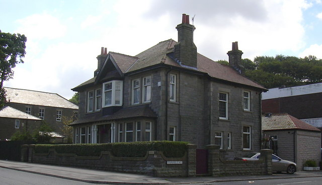 The Old Waterfoot Police Station