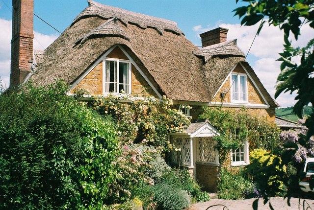 Chideock: Swiss Cottage, Duck Street