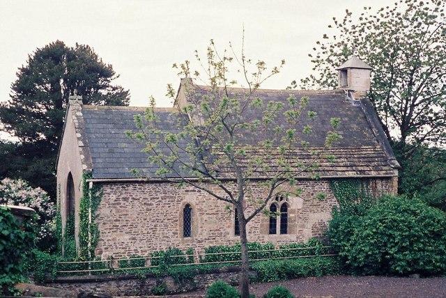 Chilcombe: parish church