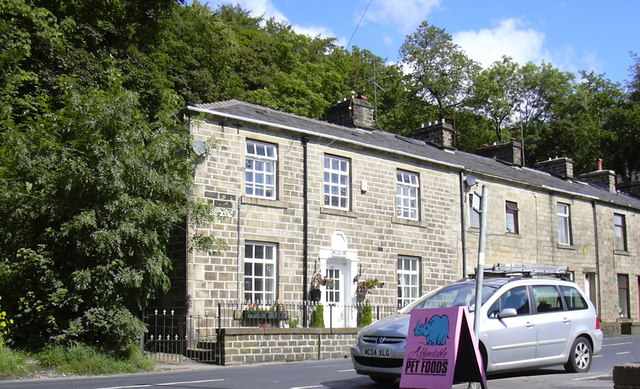 The Police House, Burnley Road East, Waterfoot