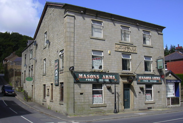 Masons Arms, Waterfoot.