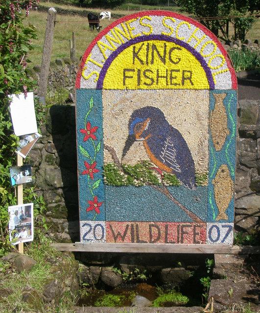 Wildlife Well dressing 2007
