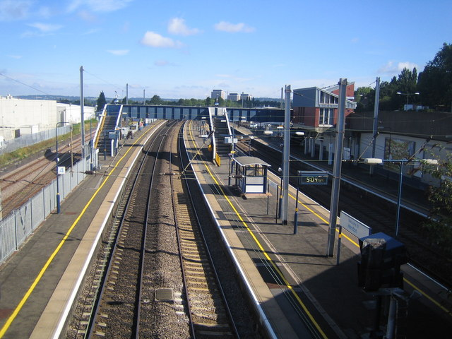 Hendon railway station