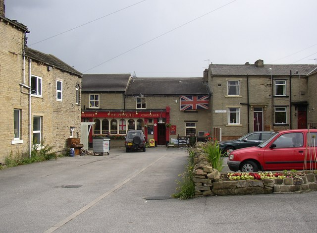 The Royal, off New Works Road, North Bierley