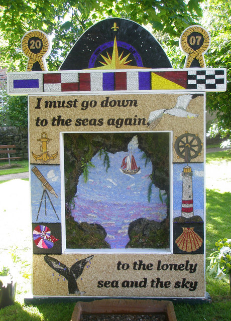 Sutton Well Dressing 2007