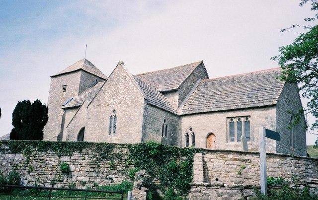 Church Knowle: parish church of St. Peter