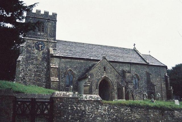Compton Valence: parish church of St. Thomas à Becket