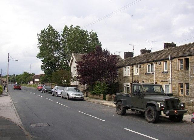 Short Row, Brighouse Road, North Bierley