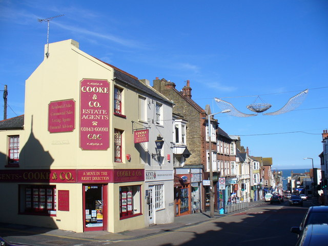 High Street, Broadstairs