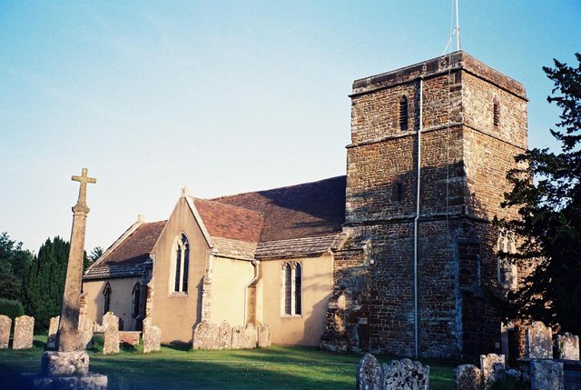 Corfe Mullen: parish church of St. Hubert