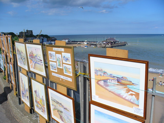 Broadstairs Art Exhibition