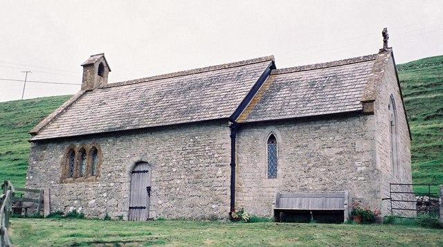 Corton: chapel of St. Bartholomew