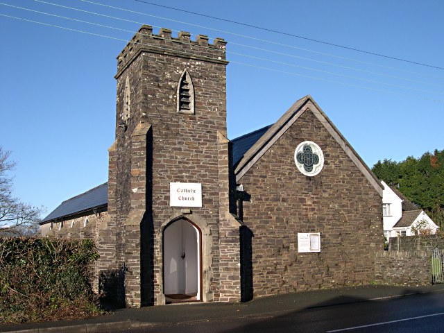 Yelverton Roman Catholic Church