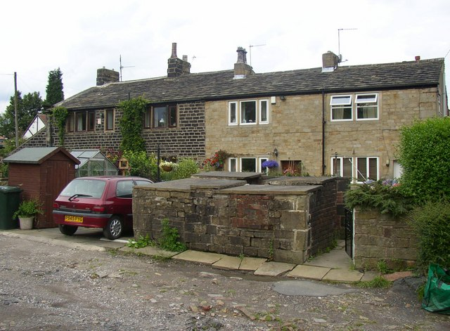 Cottages, Chapel House Road, North Bierley