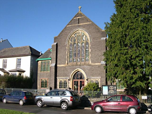 Rock Methodist Church in Yelverton