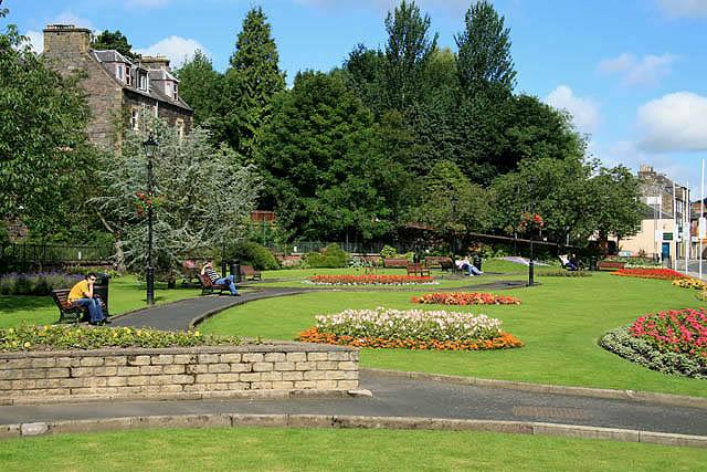 Bank Street Gardens