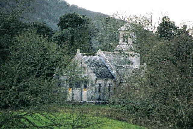 Creech: chapel of St. John