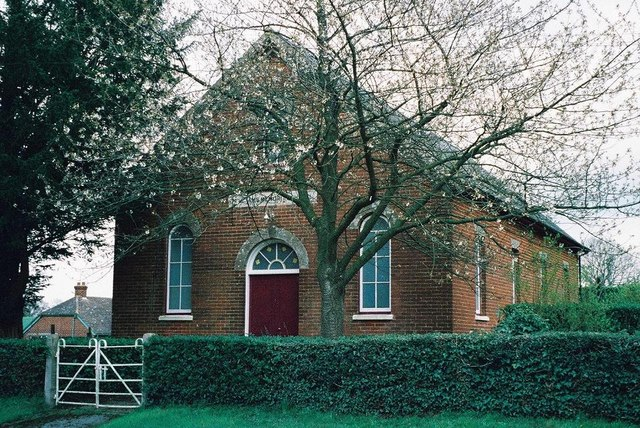 Cripplestyle: Williams Memorial Chapel