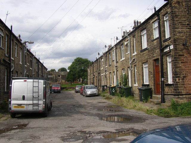 Kitchener Street, New Brighton, North Bierley