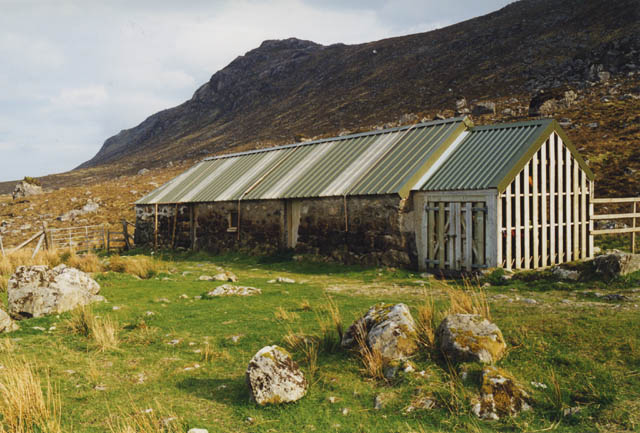 The stables at Carnmore