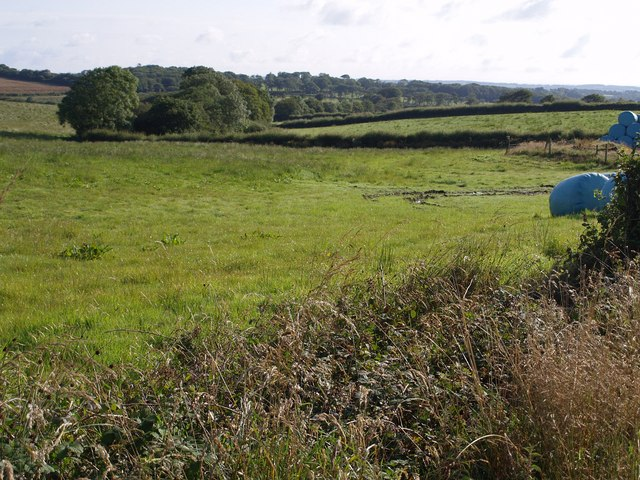 Field near Beaconsfield Cross
