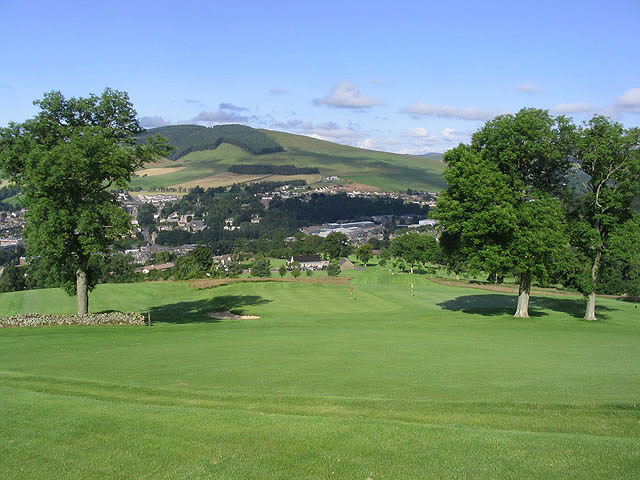 Galashiels Golf Course