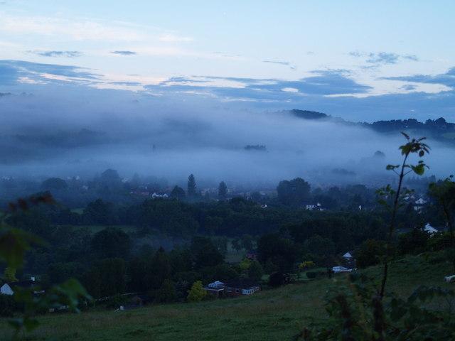 Early Morning Longhope