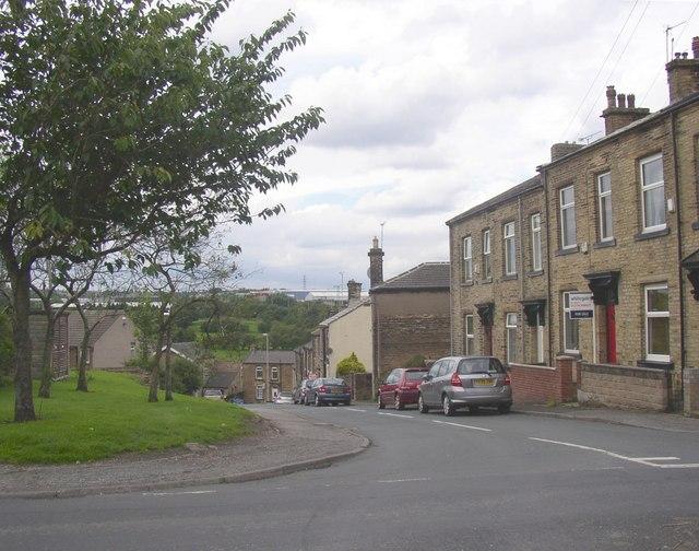 Cross Street, Oakenshaw