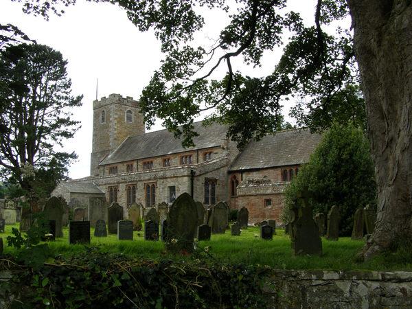 St Kentigern's Church Caldbeck