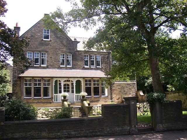 House, Rastrick Common, Rastrick
