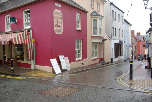 St Mary Street, Cardigan