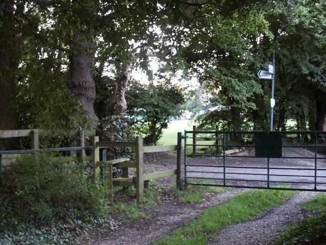 Stile and Farm gate