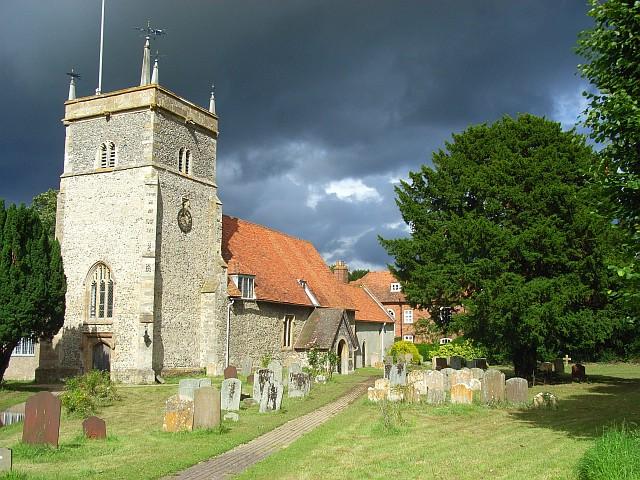 St Mary's, Bucklebury