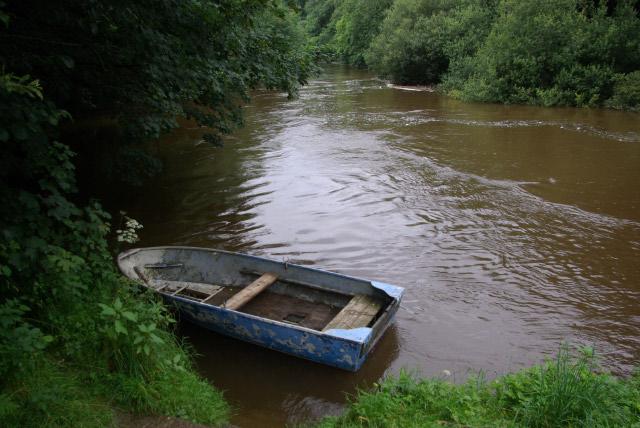 Afon Teifi, Cilgerran