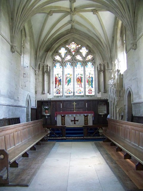 St John the Baptist Church - Chancel