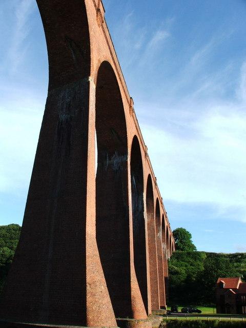 Larpool Viaduct, Ruswarp