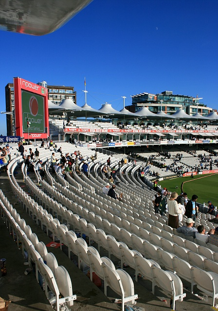 The Edrich Stand, Lord's Cricket Ground