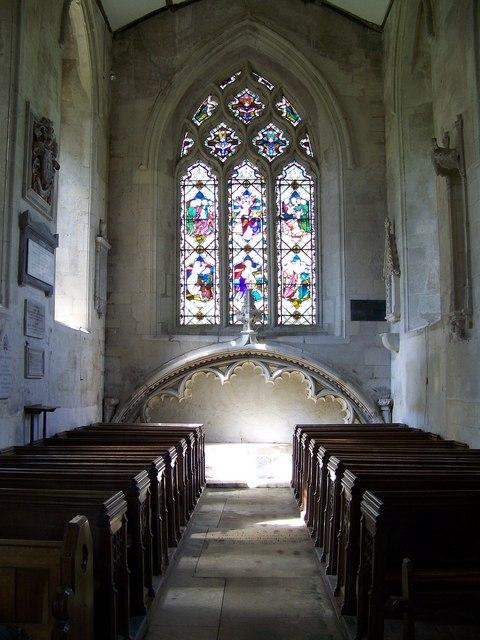 St John the Baptist Church - North Transept