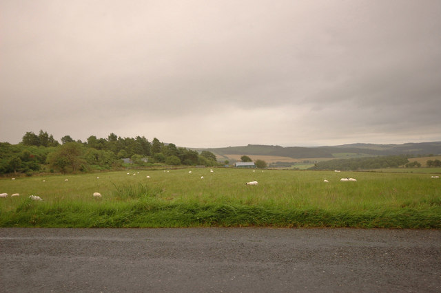 Fields and Newton of Braco Farm
