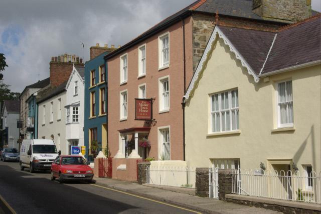 Main Street, Fishguard