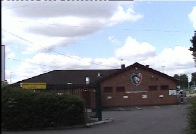 Oval Park, Wigston Road, Oadby