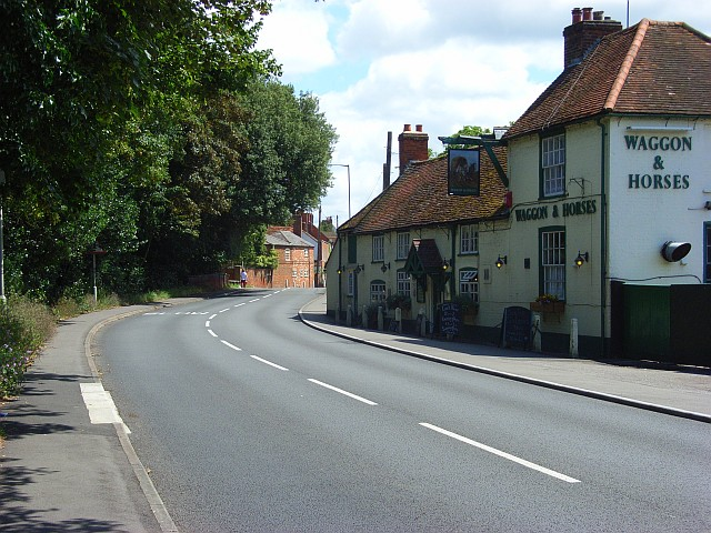 The Waggon and Horses, Twyford
